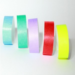 Plain 25mm Wristbands